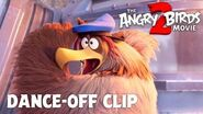 THE ANGRY BIRDS MOVIE 2 Clip – Dance-Off