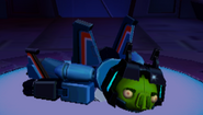 Thundercracker Failed