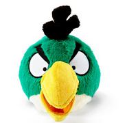 Green Bird Fiveinch