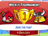 Weekly Tournament
