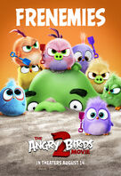 Angry Birds Movie 2 Frenemies Poster 02