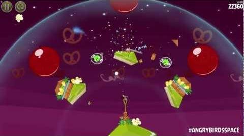 Angry Birds Space Utopia