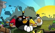 Angry birds mult конец