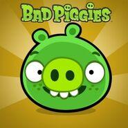 Freckled Pig-Bad Piggies (game)