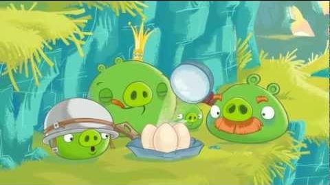 Ролик Angry Birds Trilogy 1