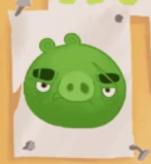 Свин-заключённый на объявлении