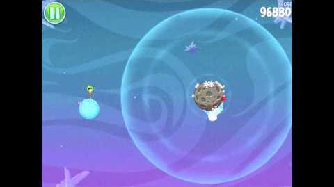 Fry Me To the Moon 3-9 (Angry Birds Space)