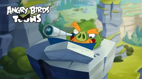 Angry Birds Toons 3 Ep