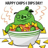 Happy Chips and Dips Day
