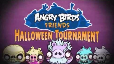 Angry Birds Friends Halloween Tournament 2013 THEME-1
