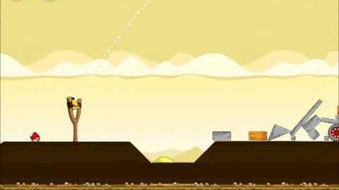 Official Angry Birds Walkthrough Mighty Hoax 5-12