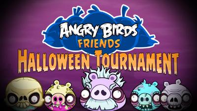 Angry-Birds-Friends Halloween