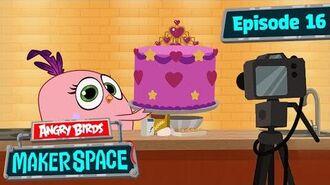Angry Birds MakerSpace - Vlogging with Zoe - S1 Ep16
