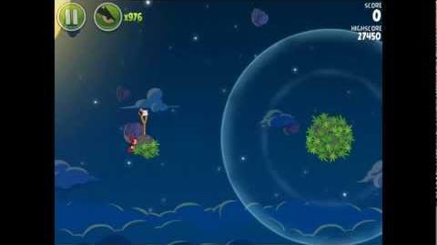 Pig Bang 1-5 (Angry Birds Space)/Space Eagle