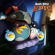 Bomb TV Epic Poster