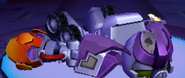 Galvatron Failed