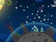 Pig Bang 1-18 (Angry Birds Space)