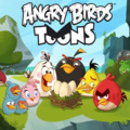 Angry Birds TV Shows Button