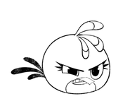 Character stella line