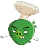 Chef Pig Toons