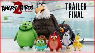 ANGRY BIRDS 2- LA PELÍCULA. Tráiler Final HD en español. Ya en cines