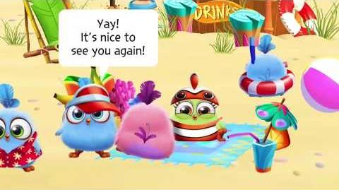 Angry Birds Match - Discover the worlds and collect the Hatchlings!