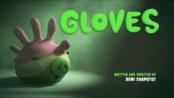 GlovesPiggy