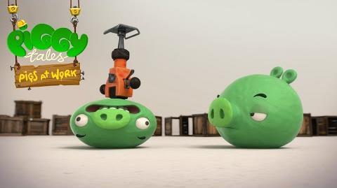 "Piggy Tales Pigs at Work - ""Final Exam"""
