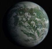 Планета Дагоба