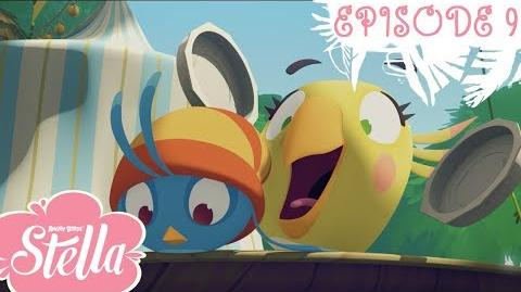 Angry Birds Stella The Prankster - S1 Ep9
