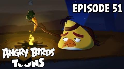 Angry Birds Toons Chucked Out - S1 Ep51