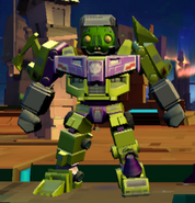 Devastator Upgraded