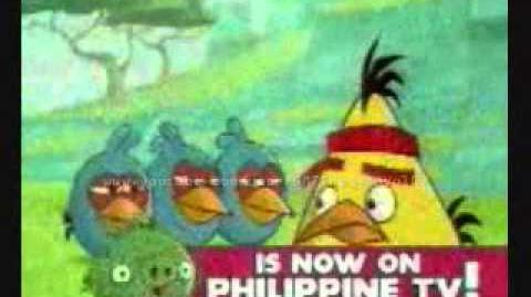 GMA Commercial - ANGRY BIRDS TOONS
