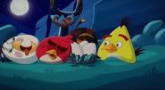 Жёлтая птица Angry Birds