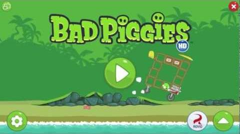 Bad Piggies Main Theme HQ (Clear, without explosions)