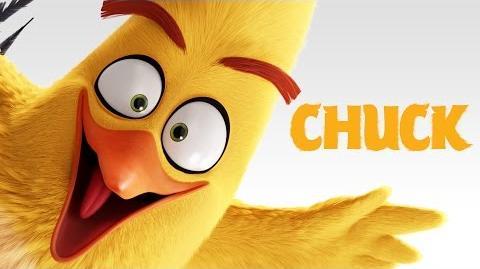 CONOCE A CHUCK - Angry Birds La Peli