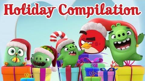 Angry Birds - Holidays Compilation