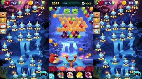 Angry Birds POP! Level 29 Walkthrough