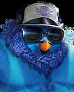 Flocker Blue Portrait 025