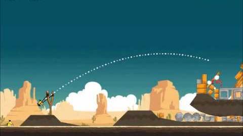 Official Angry Birds Walkthrough Ham 'Em High 13-14