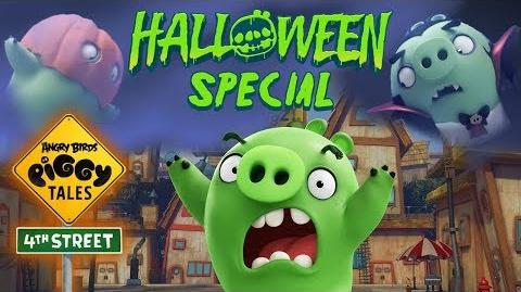 Piggy Tales - 4th Street Halloween Special - Scary Fog