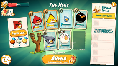 AB2 The Nest Screen