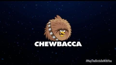 Angry Birds Star Wars 2 character reveals Chewbacca