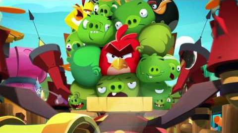 Angrybirds islands