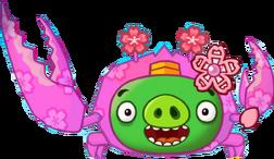Sakura pig