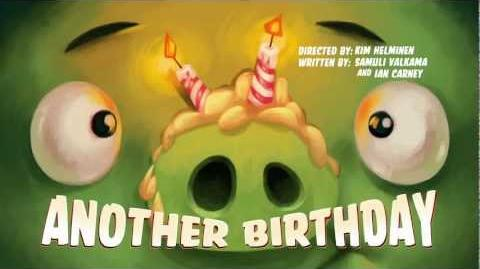 Aenn/AB Toons: Another Birthday