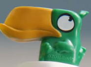The Angry Birds Movie Hal Toy