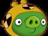 Свиньи-испытатели
