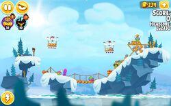 Лыжи сизонс уровень 3
