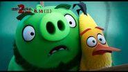 【憤怒鳥玩電影2:冰的啦!】尬舞篇